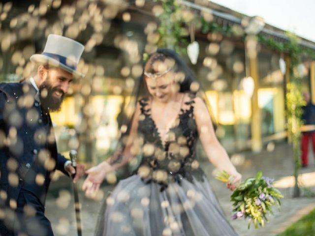 Il matrimonio di Antonio  e Erica  a Salvirola, Cremona 20