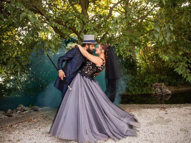 Il matrimonio di Antonio  e Erica  a Salvirola, Cremona 22