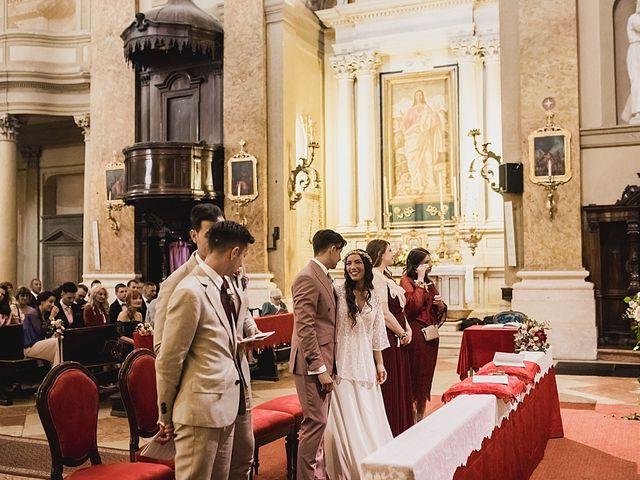Il matrimonio di Jacopo e Arianna a Verona, Verona 33