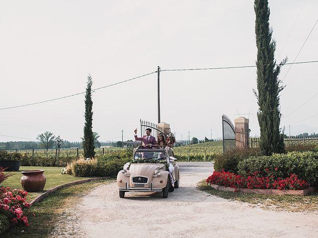 Il matrimonio di Jacopo e Arianna a Verona, Verona 58