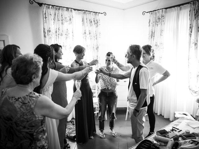 Il matrimonio di Anthea e Daniele a Gambassi Terme, Firenze 8