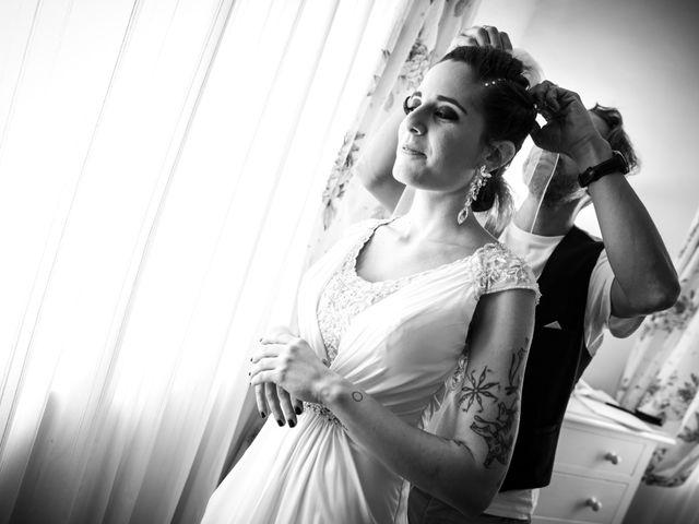 Il matrimonio di Anthea e Daniele a Gambassi Terme, Firenze 20