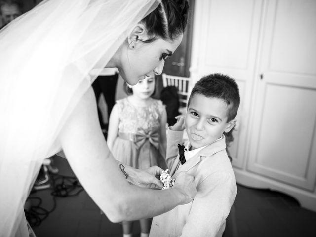 Il matrimonio di Anthea e Daniele a Gambassi Terme, Firenze 23