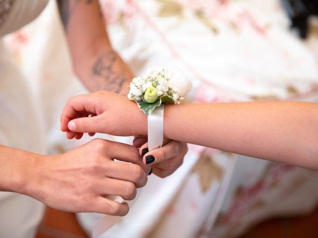 Il matrimonio di Anthea e Daniele a Gambassi Terme, Firenze 25