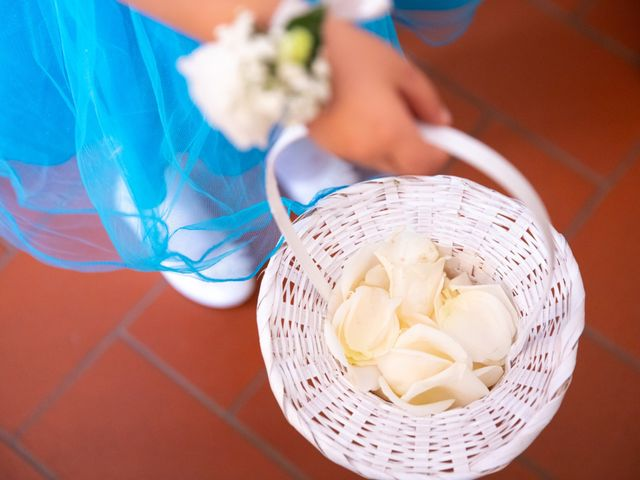 Il matrimonio di Anthea e Daniele a Gambassi Terme, Firenze 26