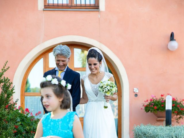 Il matrimonio di Anthea e Daniele a Gambassi Terme, Firenze 29