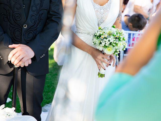 Il matrimonio di Anthea e Daniele a Gambassi Terme, Firenze 32