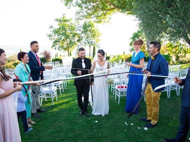 Il matrimonio di Anthea e Daniele a Gambassi Terme, Firenze 40