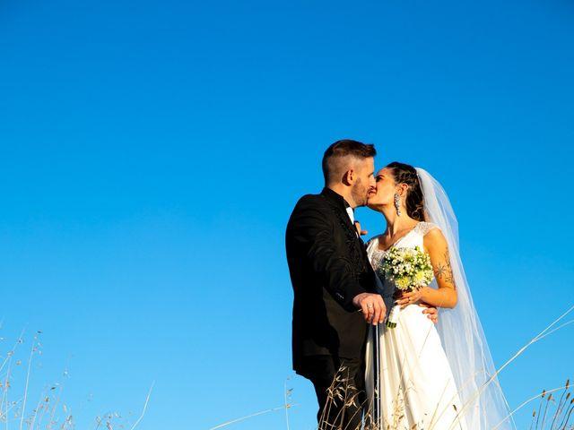 Il matrimonio di Anthea e Daniele a Gambassi Terme, Firenze 42