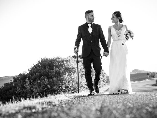 Il matrimonio di Anthea e Daniele a Gambassi Terme, Firenze 43