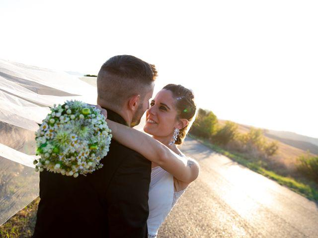 Il matrimonio di Anthea e Daniele a Gambassi Terme, Firenze 1