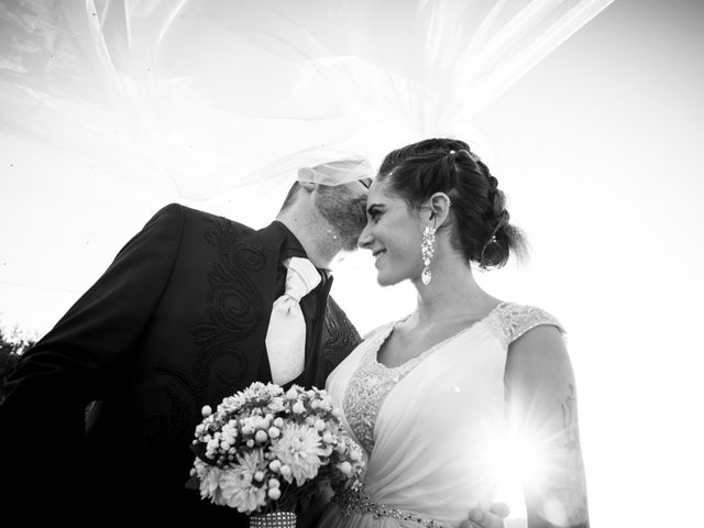 Il matrimonio di Anthea e Daniele a Gambassi Terme, Firenze 45