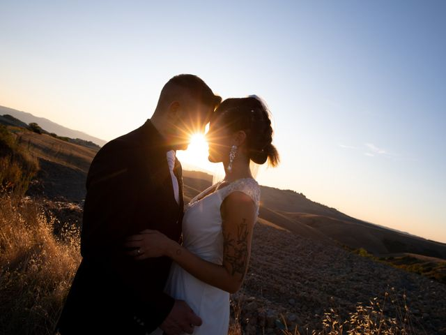 Il matrimonio di Anthea e Daniele a Gambassi Terme, Firenze 46