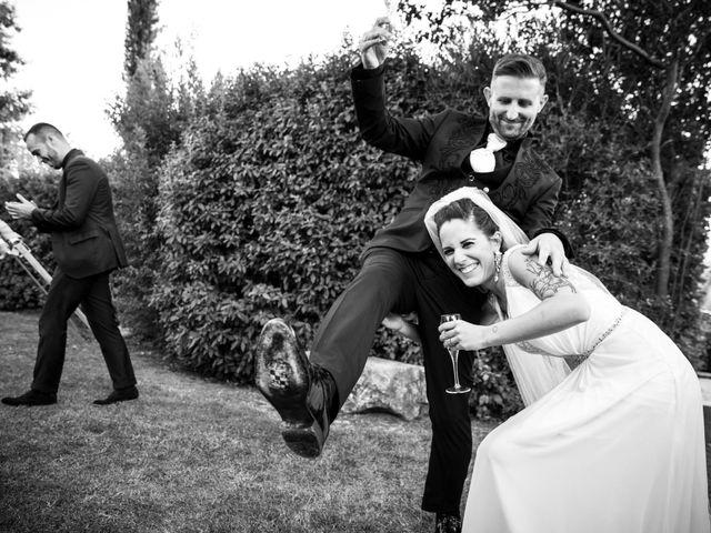 Il matrimonio di Anthea e Daniele a Gambassi Terme, Firenze 47