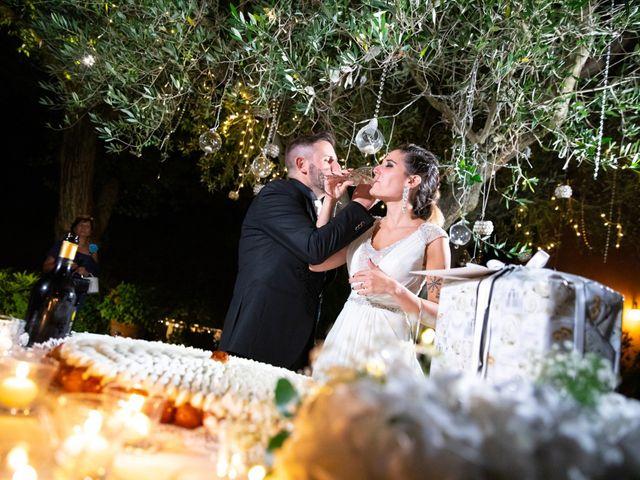 Il matrimonio di Anthea e Daniele a Gambassi Terme, Firenze 50