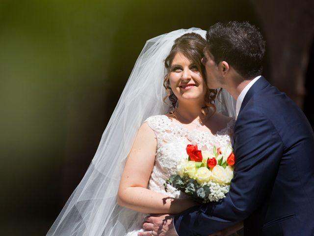 Le nozze di Ilaria e Michael
