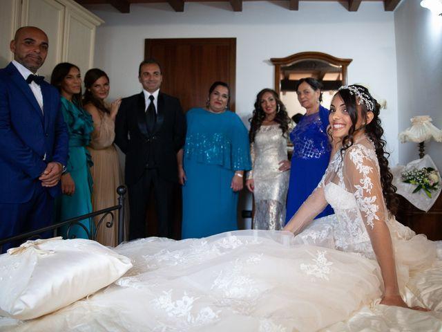 Il matrimonio di Fabio e Denise a Parma, Parma 43