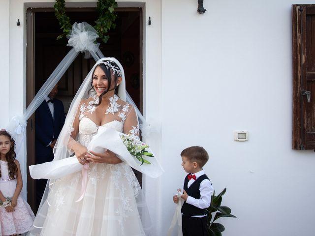 Il matrimonio di Fabio e Denise a Parma, Parma 51
