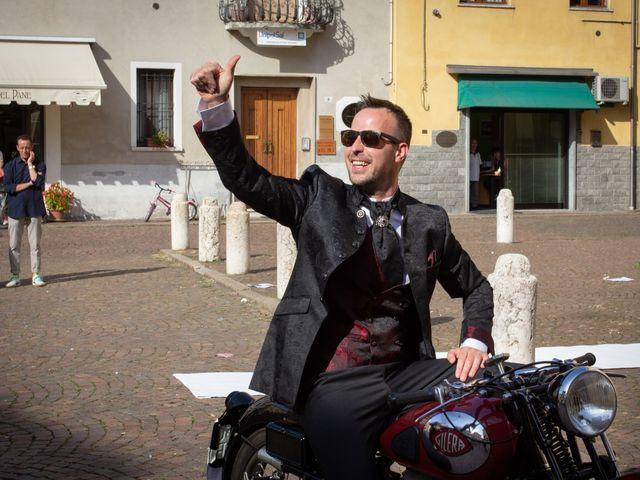 Il matrimonio di Fabio e Denise a Parma, Parma 61