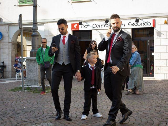 Il matrimonio di Fabio e Denise a Parma, Parma 64