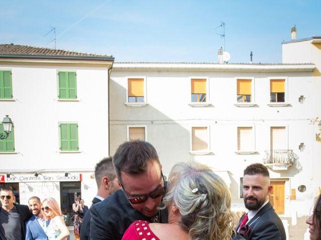 Il matrimonio di Fabio e Denise a Parma, Parma 65