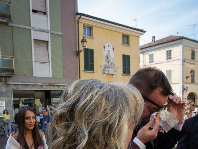 Il matrimonio di Fabio e Denise a Parma, Parma 66