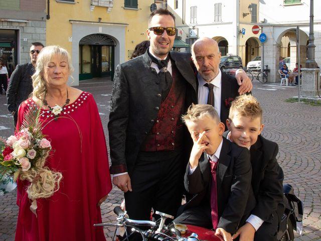 Il matrimonio di Fabio e Denise a Parma, Parma 67