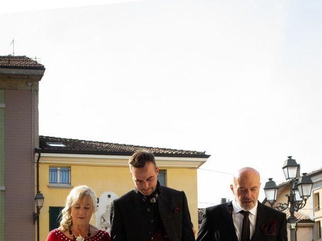 Il matrimonio di Fabio e Denise a Parma, Parma 69