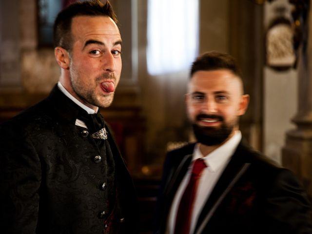 Il matrimonio di Fabio e Denise a Parma, Parma 72