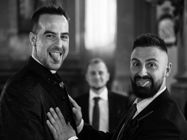 Il matrimonio di Fabio e Denise a Parma, Parma 73