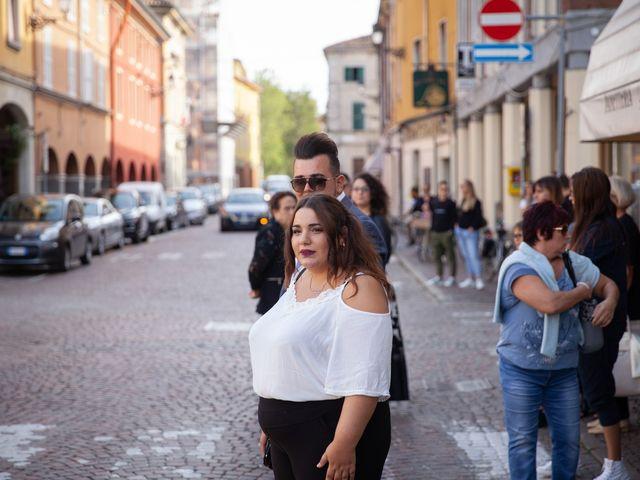 Il matrimonio di Fabio e Denise a Parma, Parma 75