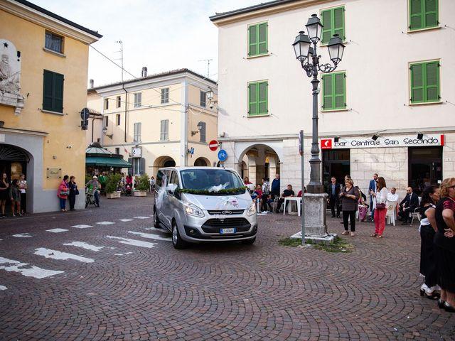 Il matrimonio di Fabio e Denise a Parma, Parma 77