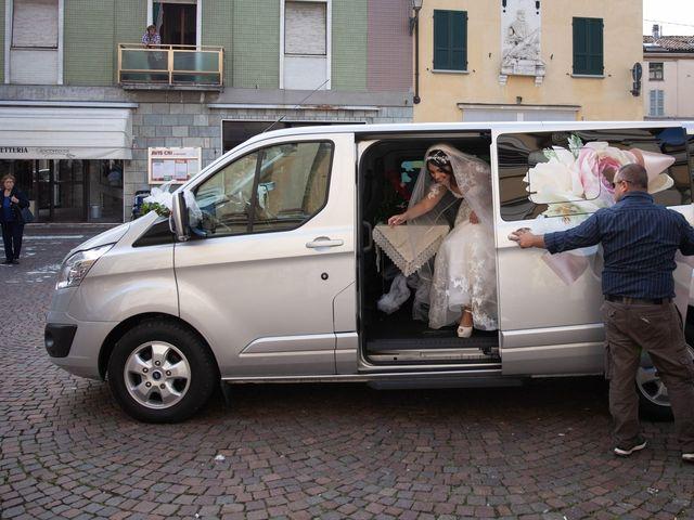 Il matrimonio di Fabio e Denise a Parma, Parma 79