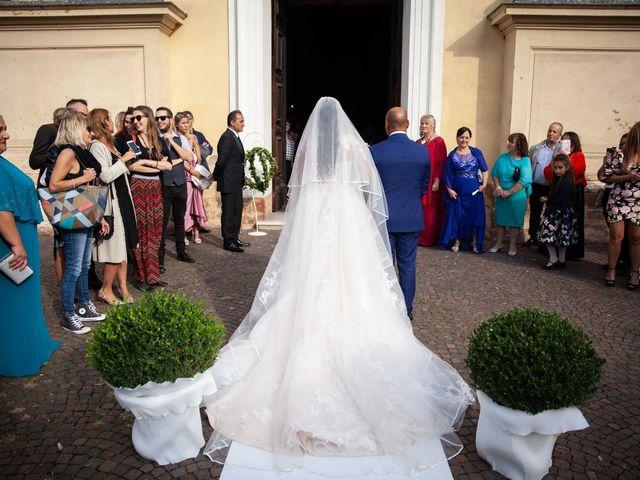 Il matrimonio di Fabio e Denise a Parma, Parma 81