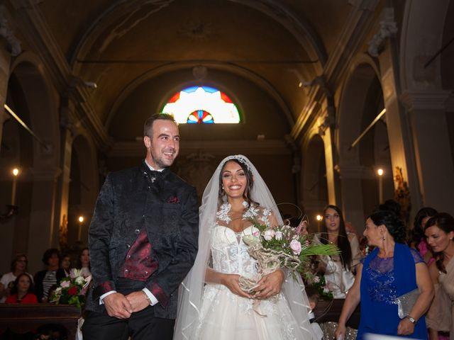 Il matrimonio di Fabio e Denise a Parma, Parma 85