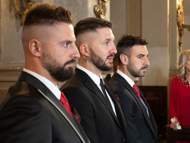 Il matrimonio di Fabio e Denise a Parma, Parma 86