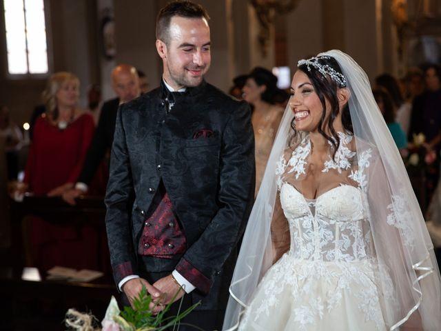 Il matrimonio di Fabio e Denise a Parma, Parma 87