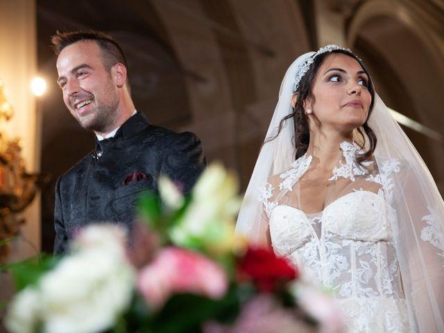 Il matrimonio di Fabio e Denise a Parma, Parma 89