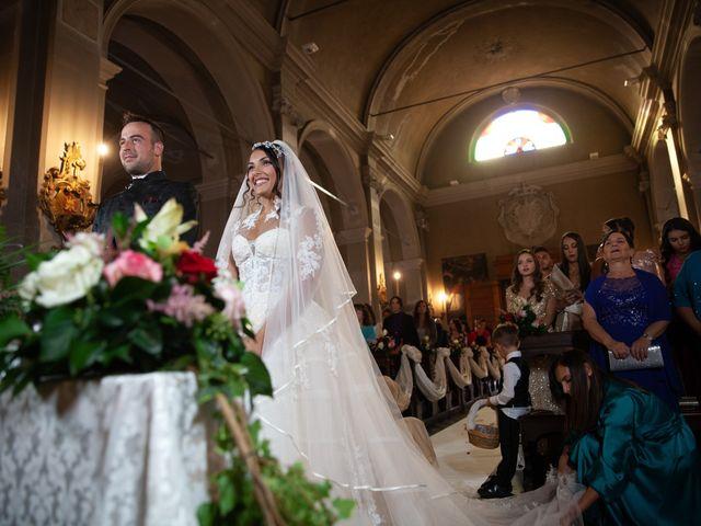 Il matrimonio di Fabio e Denise a Parma, Parma 90