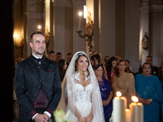 Il matrimonio di Fabio e Denise a Parma, Parma 91