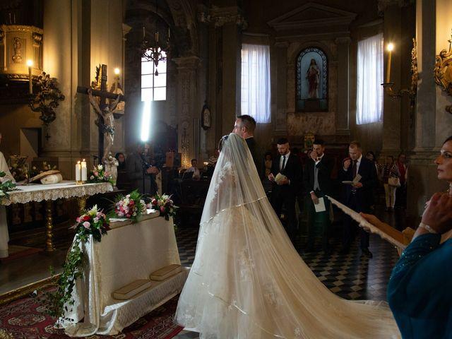 Il matrimonio di Fabio e Denise a Parma, Parma 93