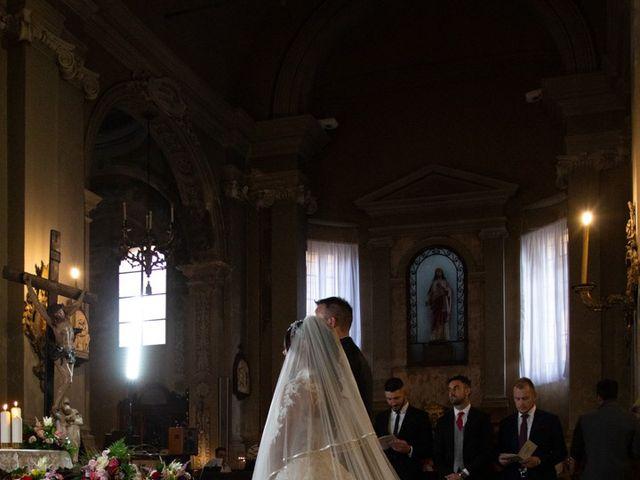 Il matrimonio di Fabio e Denise a Parma, Parma 95
