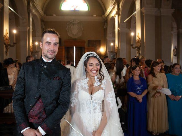 Il matrimonio di Fabio e Denise a Parma, Parma 96