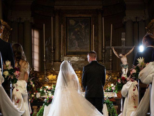 Il matrimonio di Fabio e Denise a Parma, Parma 97