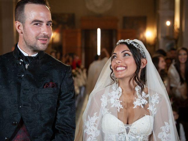 Il matrimonio di Fabio e Denise a Parma, Parma 98