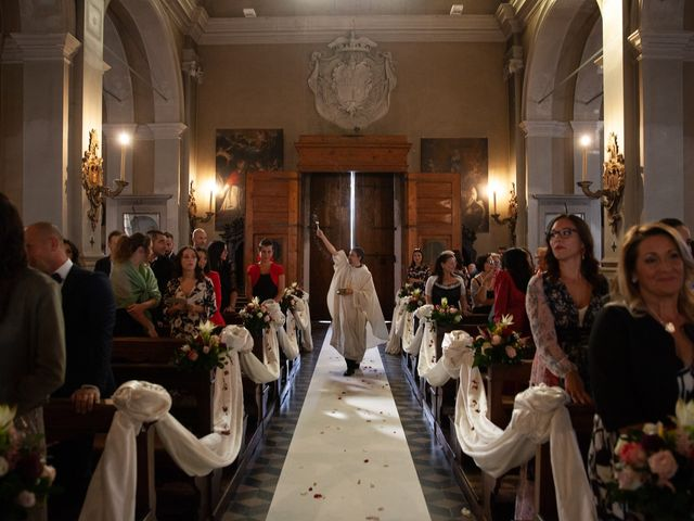 Il matrimonio di Fabio e Denise a Parma, Parma 99