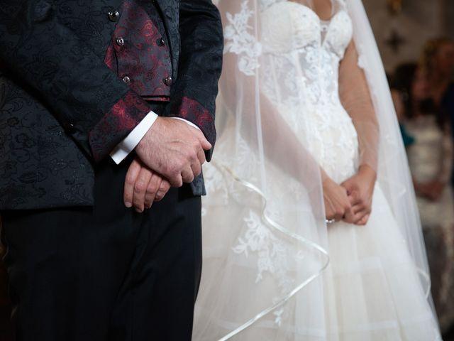 Il matrimonio di Fabio e Denise a Parma, Parma 100