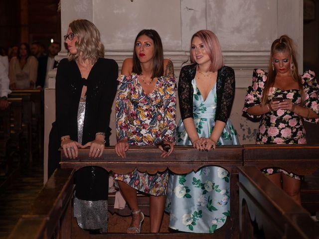 Il matrimonio di Fabio e Denise a Parma, Parma 105