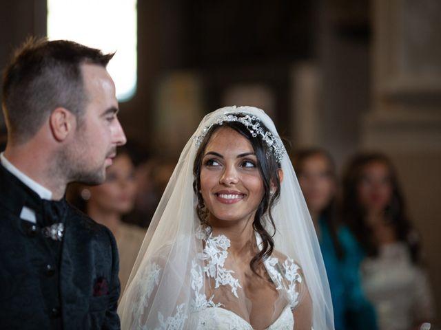 Il matrimonio di Fabio e Denise a Parma, Parma 108