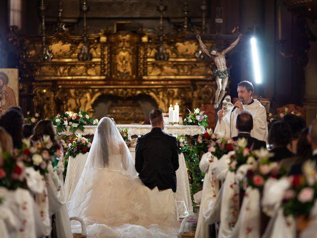 Il matrimonio di Fabio e Denise a Parma, Parma 112